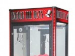 Crane machine Black Tie Toys