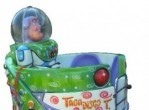 Kids Ride Magic Robot Deluxe