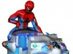 Kids Ride Spiderman